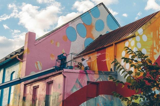 Washington-D.C.-Graffiti-Covered-Church-by-Hense-3