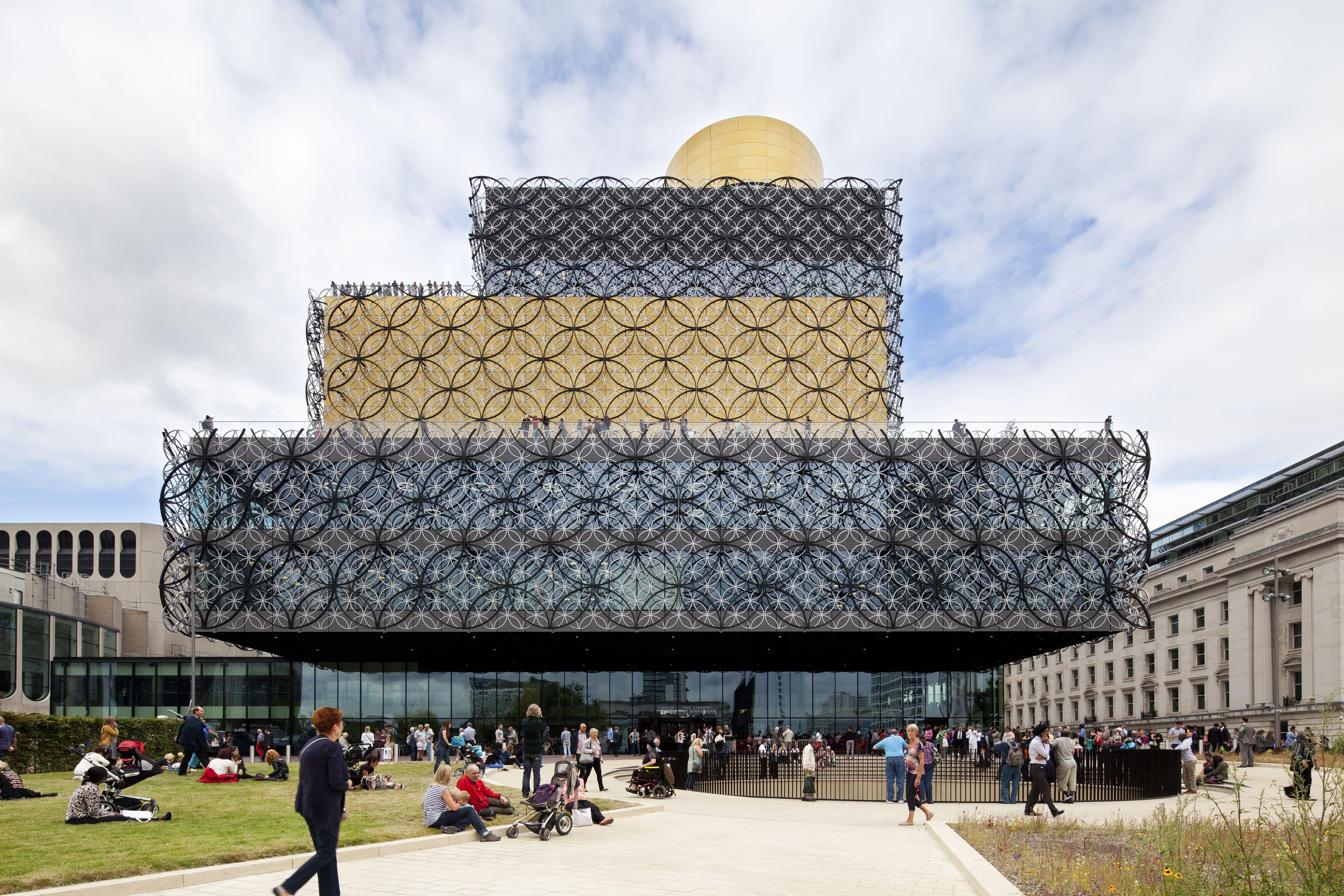 Library of Birmingham - Mecanoo