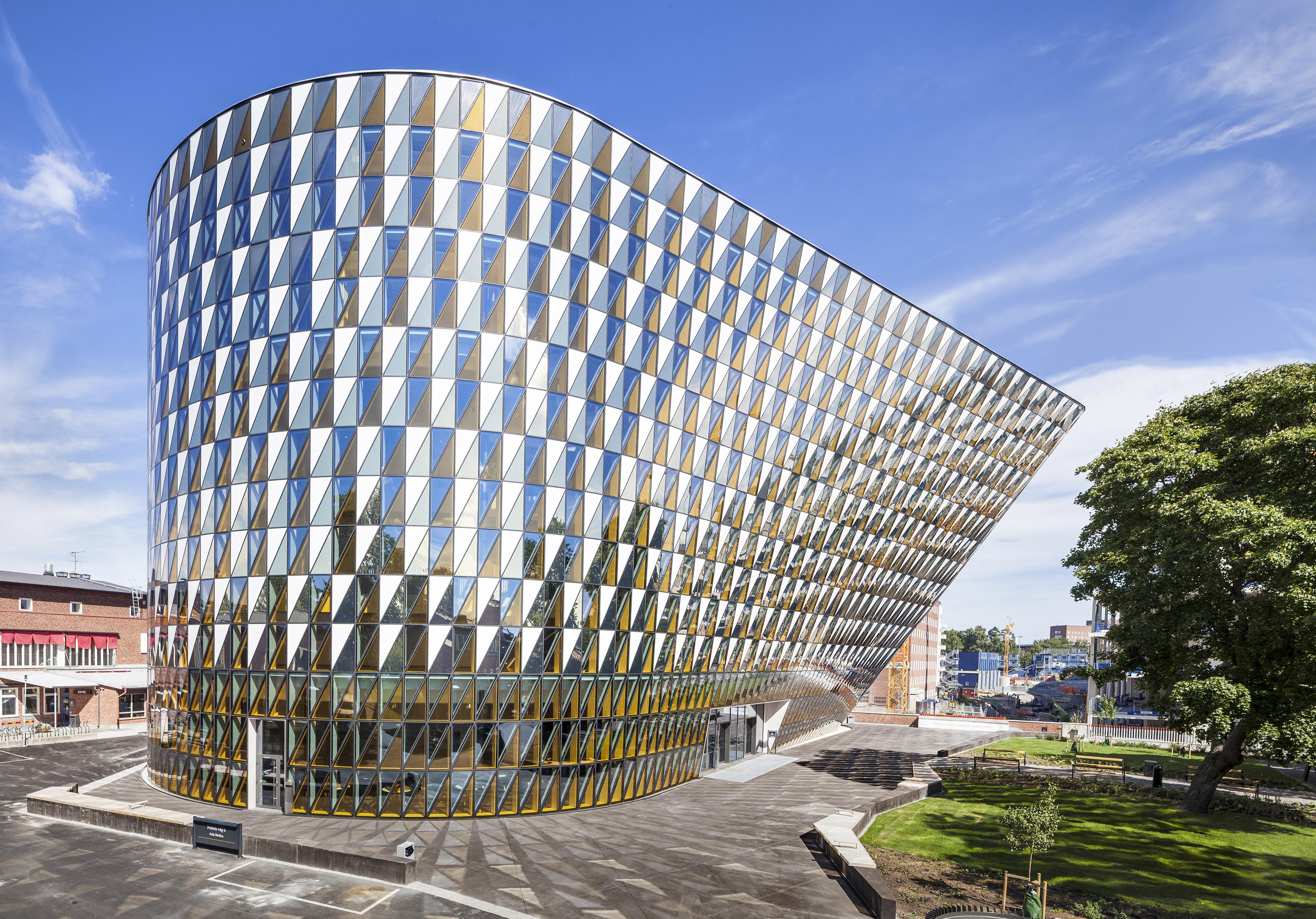Aula Medica - Wingårdh Arkitektkontor AB