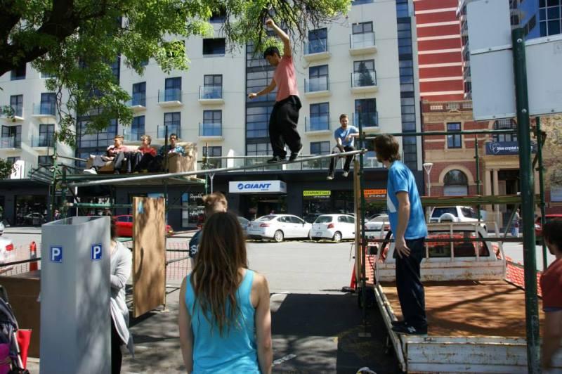 South Australian Parkour Association - Adelaide